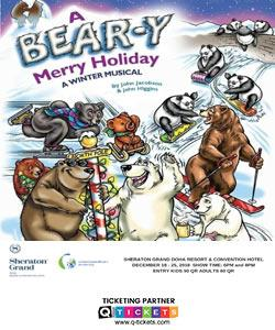 BEARY MERRY HOLIDAY SHOW
