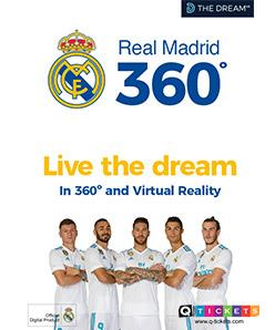 Real Madrid 360 VR