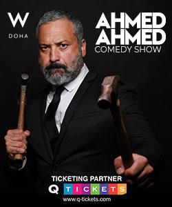 Ahmed Ahmed (Comedy Show)
