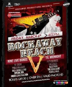 ROCKAWAY BEACH V