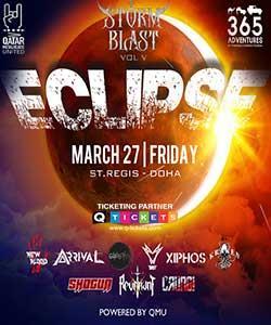 Storm Blast V : Eclipse