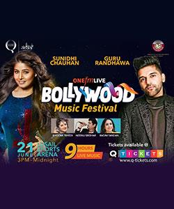 ONE FM LIVE BOLLYWOOD MUSIC FESTIVAL