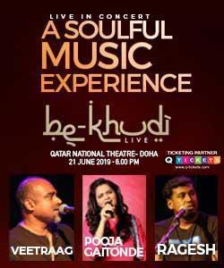 Be Khudi Live Gazal Concert