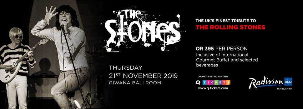 The Rolling Stones | Events | Tickets | Discounts | Qatar Day