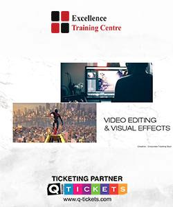 Professional Certificate in Video Editing & VFX
