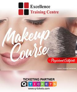 Professional Certificate in Makeup Course