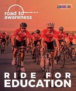 Road to Awareness: Ride for Education