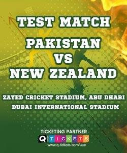 Pakistan vs New Zealand 2018
