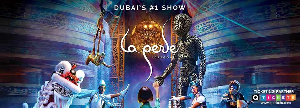 La Perle By Dragone | Just Dubai