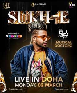 SukhE Live in Doha