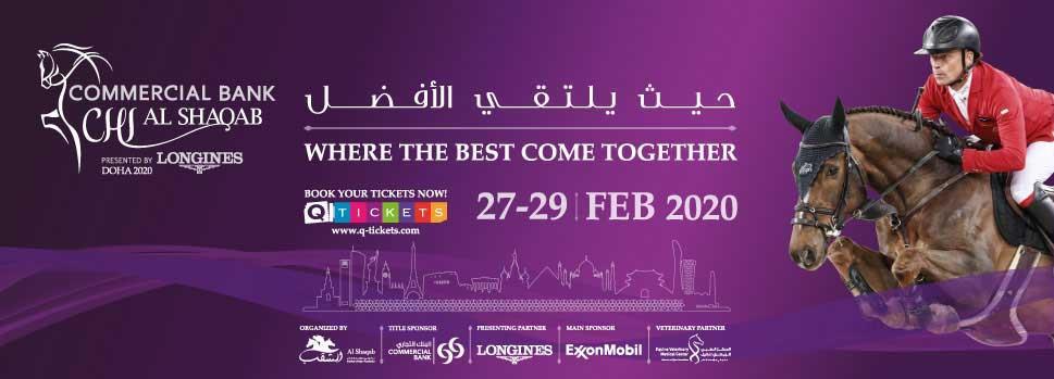 CHI AL SHAQAB 2020 | Events | Tickets | Discounts | Qatar Day