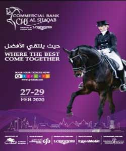 Commercial Bank CHI AL SHAQAB 2020 Presented by Longines