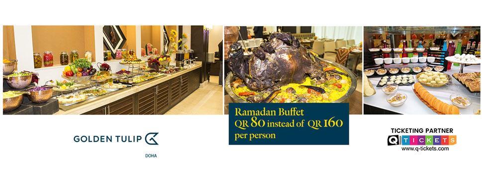Ramadan Iftar  | Events | Tickets | Discounts | Qatar Day