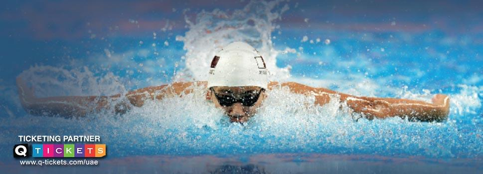 FINA SWIMMING WORLD CUP 2018 (DOHA) | Events | Tickets | Discounts | Qatar Day