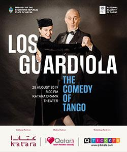 LOS GUARDIOLA The Comedy of Tango