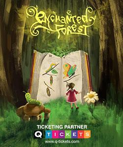 Baby Theater Peekaboo  Enchanted Forest