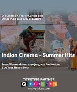 DFI Cinema Presents: Indian Cinema  Summer Hits