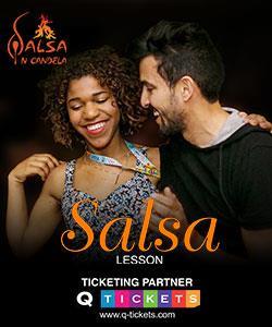 Adult Classes  Salsa / Bachata / Kizomba
