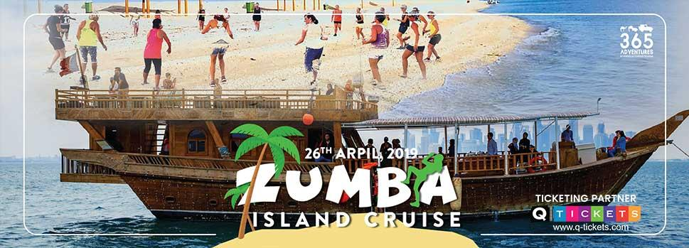 Zumba Island Cruise | Events | Tickets | Discounts | Qatar Day