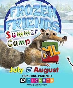FROZEN FRIENDS SUMMER CAMP