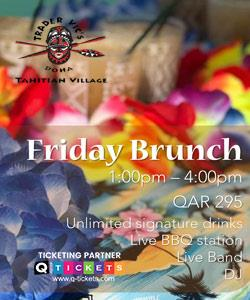 Friday Tai Brunch at Tahitian Village