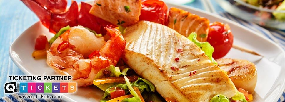 SEAFOOD NIGHT | Events | Tickets | Discounts | Qatar Day