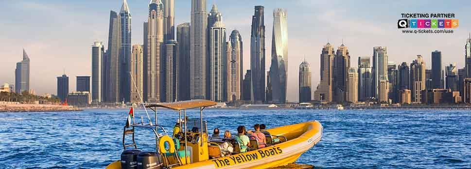Marina Cruise   Just Dubai