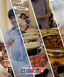 Emirgan Sutis Restaurant Iftar Buffet