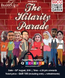 THE HILARITY PARADE