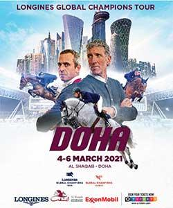 Longines Global Champions Tour  Doha