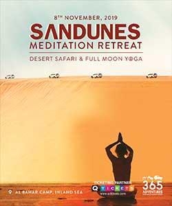 Sand Dunes Meditation Retreat