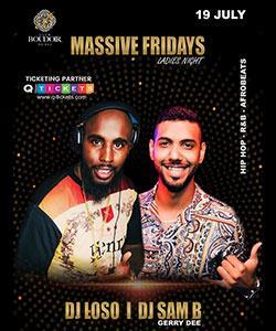 Massive Fridays
