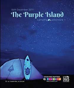 Purple Island Camping Adventure