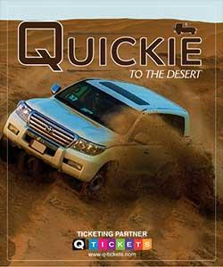 Quickie to the Desert QAR 139 (Shared)