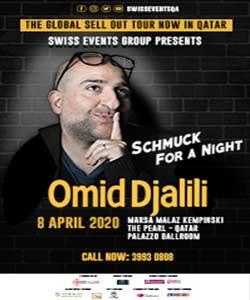 Omid Djalili  Schmuck For A Night