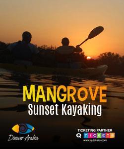 Sunset Mangrove Kayaking