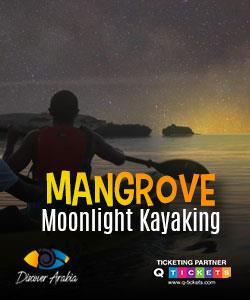 Moonlight Mangrove Kayaking