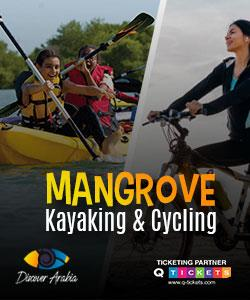 Mangrove Kayaking & Cycling tour