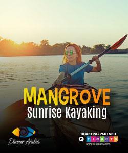 Sunrise Mangrove Kayaking