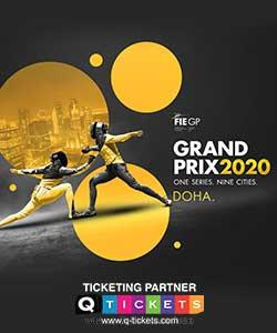 Fencing Grand Prix 2020 Doha