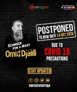 Omid Djalili  Schmuck For A Night