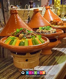 Argan Moroccan Restaurant , Iftar and Sohour (Souq Waqif Boutique Hotels by Tivoli)