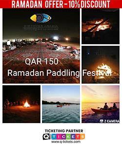 Ramadan Paddling Festival with African Drumming