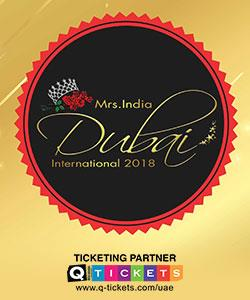 Mrs. India Dubai International