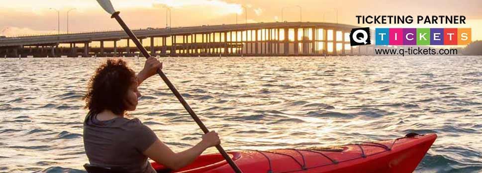 Kayak single - Dukes The Palm Branch | Just Dubai