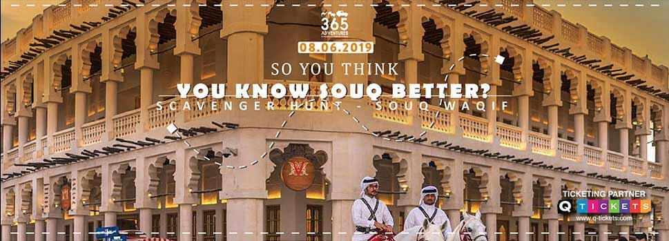 EID Special  Scavenger Hunt in Souq Waqif | Events | Tickets | Discounts | Qatar Day