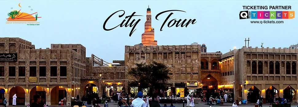 Doha City Tour | Events | Tickets | Discounts | Qatar Day