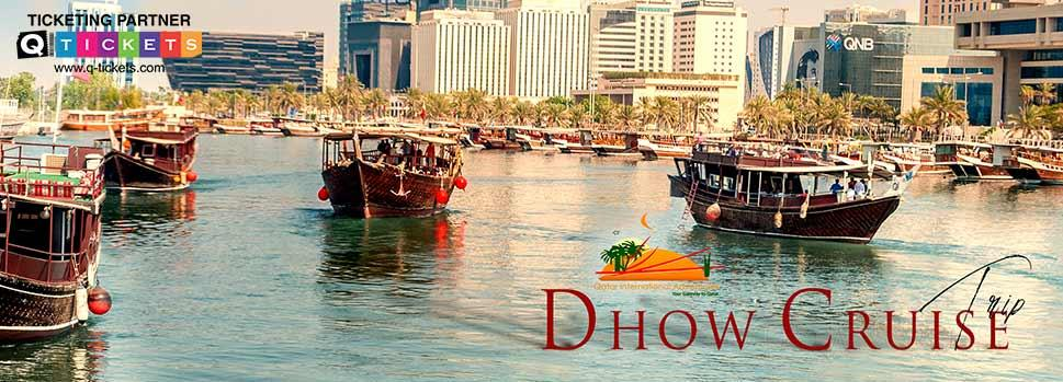 Doha Dhow Cruise with BBQ | Events | Tickets | Discounts | Qatar Day