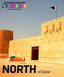 North of Qatar