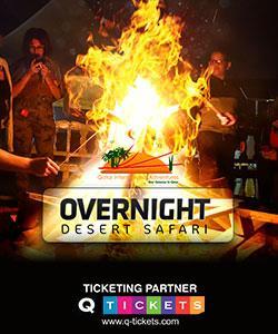 Over Night Desert Safari